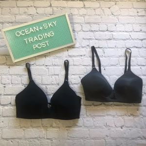 Gilligan O'Malley Lot Of 2 Nursing Bras SZ 36D